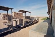 Namibia, Kolmanskop, pueblo fantasma, viaje en coche