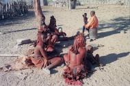 Namibia, Kaokland, Himba