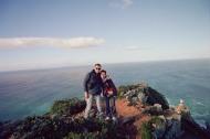 Cabo Buena Esperanza, Sudafrica, viaje en coche