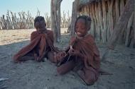 Namibia, Kaokland, Himba, viaje en coche