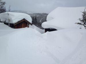 cabaña y sauna